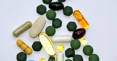 supplements for healthy life